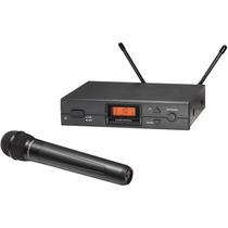 Audio Technica Atw-2120a Receptor Y Microfono Inalambrico