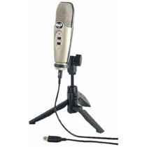 Cad U37 Usb Studio Condensador Grabadora Microfono