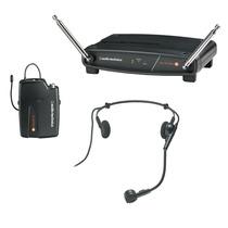 Sistema Inalambrico Vhf De Diadema | System 8 Audio-technica