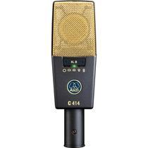 Microfonos De Condensador Omni (par), C414 Xlii Stereoset