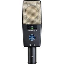 Microfono Condensador Akg (par), C414 Xls Stereoset
