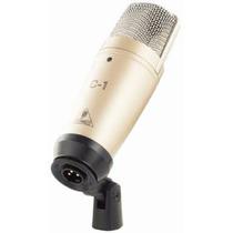 Micrófono Behringer C-1 Grabación Entrega Personal