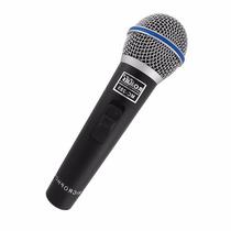 Microfono Dimanico Alambrico Romms Mc-285