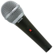 Microfono Prof. De Capsula De Acero Numark Wm200 Dj Cantante