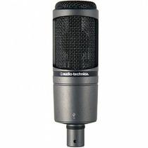 Micrófono Audio-technica At2020 Condensador Usb Microphone