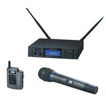Sistema Inalambrico Doble Audio-technica