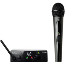Micrófono Inalámbrico Uhf Akg Wms40 Mini Vocal Set