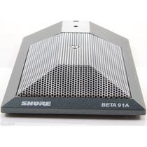 Shure Microfono Condensador De Captaciòn Lateral Beta 91a