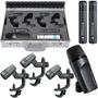 Set Microfonos Sennheiser Drum Kit 600 P/bateria Con Estuche