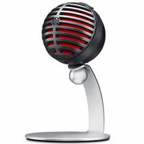 Microfono Shure Condensador Mv5-b-ltg