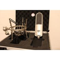 Microfono De Liston Para Grabacion Marca Samson Vr88 Nuevo