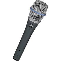 Shure Beta 87c Microfono Condensador Cardioide