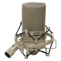 Mxl 990 Micrófono De Condensador Calidad Profesional Estudio