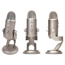 Blue Yeti Usb Microfono Condensador Estudio Edicion Especial