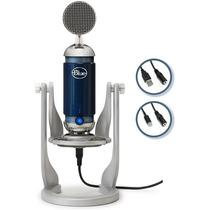 Blue Spark Digital Microfono Condensador Usb Ipad Profesiona