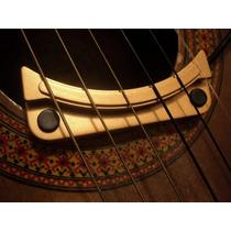 Pastilla Tipo Clip Para Guitarra Acustica A Electroacustica!