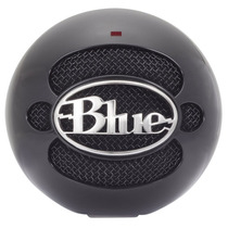 Micrófono Blue Snowball Usb-negro