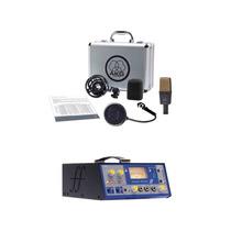 Akg C414 Xlii Microfono + Focusrite Isa One Preamplificador
