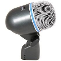 Microfono Para Bombo - Shure Beta52a - Nuevo
