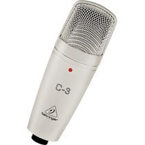 Microfono Condensador Behringer C-3