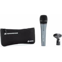 Sennheiser E-835 Microfono Cardioide Dinamico Para Voz