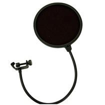 Microfono Filtro Antipop Flexible Elimina Ruido Ver Video