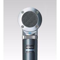 Shure Beta 181/s Micrófono Ultra-compacto, Captación Lateral
