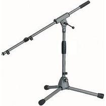 K&m Atril C/boom K&m P/microfono, Ngo. Mod:25900