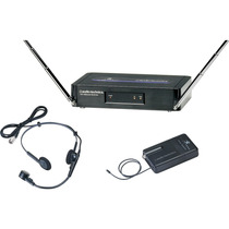 Sistema Inal. Audio-technica Atw-251h-t3 Diadema Dinamico