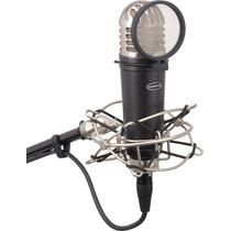Samson Mtr101a Microfono Condensador Prof Incluye Accesorios
