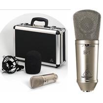 Behringer B-1 Micrófono Condensador Para Estudio Profesional