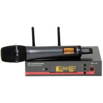 Micrófono Inalambrico Mano Uhf Sennheiser Ew135 G3