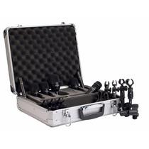 Set De Microfonos Para Batería Audix Fp7 7 Micros Nuevo