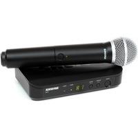 Microfono Inalambrico Shure Blx24/sm58 - Nuevo