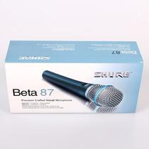 Microfono Profesional Shure Beta87a
