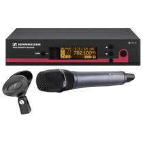 Microfono Inalambrico Sennheiser De Mano Ew165g3 Meses S/int