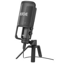 Rode Nt Usb Kit Microfono Condensador Pro De Calidad Premium