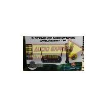 Sistema Microfono Inalambrico Vhf Dxr490494