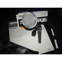 Shure Sm58-lc Original