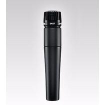 Shure Sm57 Micrófono Vocal Y De Instrumento Excepcional.