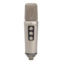 Rode Nt2000 Micrófono Multipatrón Profesional Para Grabación