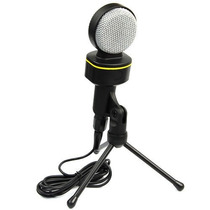Microfono De Estudio Para Podcast Youtube Skype Pc Graba Voz
