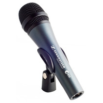 Microfono Sennhiser E 835 Ideal Para Voz Dinamico Nuevo