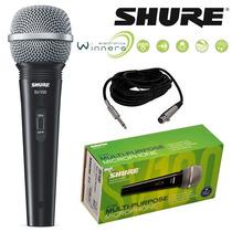 Micrófono Shure Sv100 Multi-uso - Electrónica Winners