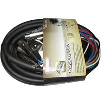 Extension Medusa Snake 5 Metros 8 Canales Para Microfonos