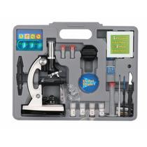Microscopio Para Principiantes Dgv