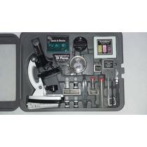 ¿microscopio Explorer 100 Didáctico Marca Meade