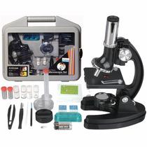 Microscopio Amscope M30-abs-kt51 Dgv