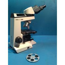 Microscopio Leica Atc 2000
