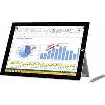 Tablet Microsoft Surface Pro 3 512 Gb Windows 8 Envío Gratis